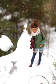 ★ Nymphodisiac Dolls Atelier ★  OOAK Barbie by Nymphodisiac Dolls Atelier  (repaint, reroot, outfit) Not FS