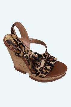 Josie in Leopard