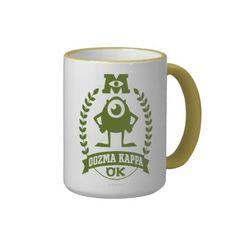 Disney/Pixar Mike - OOZMA KAPPA Coffee Mugs