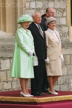 Queen Elizabeth, June 22, 1999