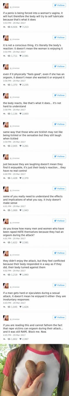 Girl Explains Rape In 11 Tweets, And Everyone Must Read Them