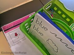 17 {more} classroom things worth purchasing from the dollar tree :: KindergartenWorks - push pins are a great buy!