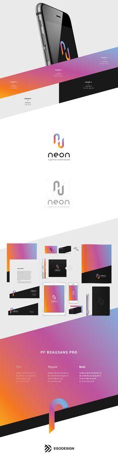 Ознакомьтесь с моим проектом @Behance: «Logo «NEON»» https://www.behance.net/gallery/53357929/Logo-NEON