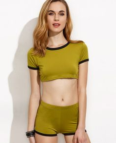61a5c0859cf8c Quick Apparels (A Clothing Brand). Crop Top ...
