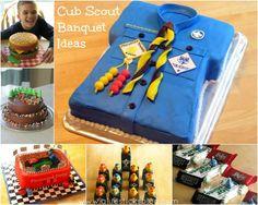Cub Scout Banquet Ideas