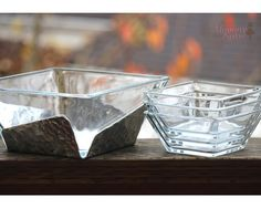 Mommy Katie: Waterfall Salad Bowl Set from Wendell August