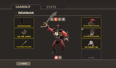 My Demoman Loadout - A Pirate Demoman #games #teamfortress2 #steam #tf2 #SteamNewRelease #gaming #Valve