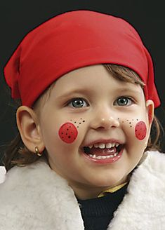 Grimas | Kabouter Snow White Makeup, Golden Makeup, Body Picture, Kids Makeup, Trunk Or Treat, Fall Diy, Happy People, Pre School, Diy For Kids