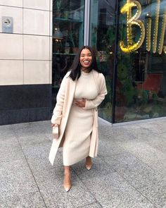 Winter Fashion Outfits, Fall Winter Outfits, Modest Fashion, Autumn Winter Fashion, Church Outfit Fall, Church Outfits, Black Girl Fashion, Look Fashion, Fashion Tips