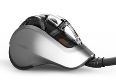 tangerine concept for LG's Cyking vacuum cleaners.