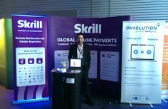 Skrill at the Shopware Community Day in Ahaus, Germany