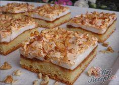 Neodolatelný ŽENSKÝ ROZMAR | NejRecept.cz Strudel, Tiramisu, French Toast, Sweet Tooth, Rum, Bread, Breakfast, Cake, Ethnic Recipes