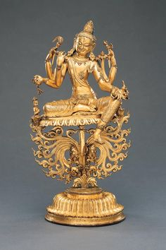 Nepalese Bodhisattva Avalokiteshvara