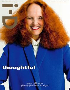 second lives club: 10 Things You Can Learn From Grace Coddington