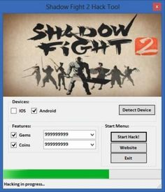 We are glad to announce our new hack tool developed by team. Shadow Fighter 2 is a awesome game for iOS and Android devices.We created for you Shadow Fighter 2 Hack Cheats , one of the best hack tools created by our team. This Hack Tool is very fast and Shadow F, Android Features, Cheat Engine, Ipad, Game Resources, Android Hacks, Game Update, Free Gems, Hack Online