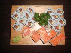For absolute mouth-watering Sushi come to Long Fen Chinese Restaurant!! Contact us on : 044-690 5570