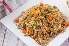 Hamburger Skillet Supper Recipe - Genius Kitchen