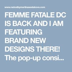 FEMME FATALE DC IS BACK AND I AM FEATURING BRAND NEW DESIGNS THERE! The pop-up consists of over 50 businesses - all owned by female entrepreneurs - who collaborate in a fun creative space to bring to you a unique shopping experience. I designed three new scarves just for this pop-up and am excited to introduce them to you. Let's take a look!