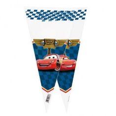 Saco Cone Brindes Disney Cars