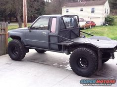 *Official* Toyota Flatbed Thread - Page 20 - Pirate4x4.Com : 4x4 and Off-Road Forum
