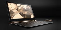 HP has launched its all-new Spectre notebook which features an aluminium chassis that's only 10.4mm thick.
