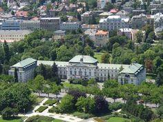 Bratislava - Arcibiskupská záhrada