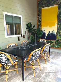 Upper Porch - 2016 HGTV Smart Home - Housepitality Designs