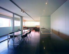 150 Liverpool Street - Ian Moore Architects Dining Room  #interiordesign #diningroom #minimalist #homedesign