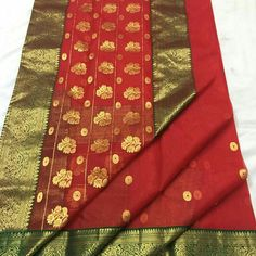 1ef572dfeb7 Authentio handwoven chanderi saree. Directly shipped from weaver order know  9770785180