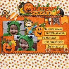 Pumpkin+Season - Digi