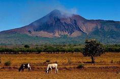 Volcan Telica, Chinandega