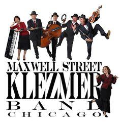 Maxwell Street Klezmer Band at Metropolis Performing Arts Centre February 21, 2015