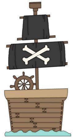 .Vaixell pirata