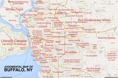 Judgmental map of Phoenix, AZby Justin Dougherty Justin Dougherty ...