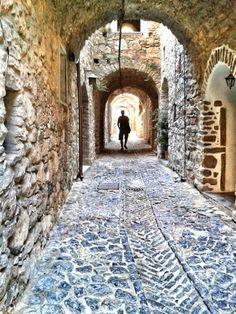 mesta-chios - greece