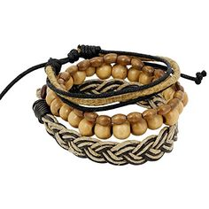 Mens Bracelet Costume Jewelry Accessories Unique Gifts Ideas for Boyfriend ShalinIndia http://www.amazon.com/dp/B00PFG7BMO/ref=cm_sw_r_pi_dp_pwKJvb1GJKCAG