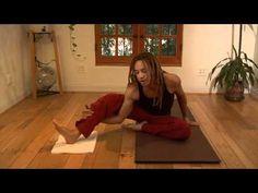 Resistance Stretching - Medial Hamstring Stretch