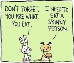 You are what you eat!   CHUZE Fitness