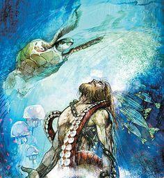 Aquaman: Secret Files by Alex Maleev