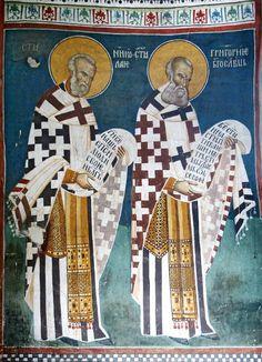 View album on Yandex. Archangels, Orthodox Icons, Hagiography, Byzantine Art, Archangel Michael, Illuminated Manuscript, Art, Fresco, Christian Art