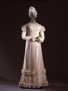 Dress, early 1820'sFrom the Galleria del Costume di...