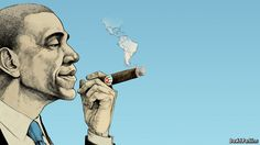 OBAMA VISITS CUBA: The United States and Latin America can profitably draw closer, but only if the next president agrees