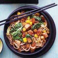 Teriyaki Mango Pork - Clean Eating - Clean Eating