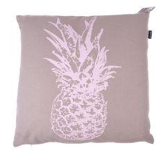 In The Mood Ananas - Sierkussen - Kiezel/Softpink - 50x50 cm