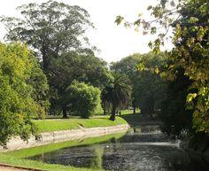 Parque Del Prado, Montevideo