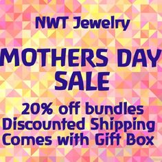 MOTHERS DAY SALE Lease ask for discounted shipping  Anthropologie Jewelry Bracelets