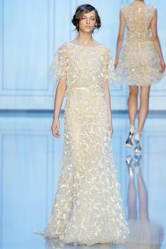 Fall 2011 Couture, Designer: Elie Saab, Model: Daga Ziober... I think I Elie Saab designs for me :)