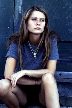 Gwyneth Paltrow - Teen years.