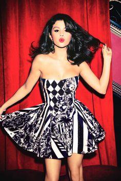 A Very Sweet Blog: Selena Gomez Glamour Magazine (2012)