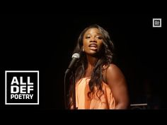 "Masterpiece Poet - ""Black Girl Blues"" 